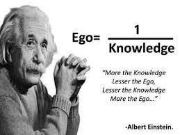 What's up with your big ego? | Kenneth Wallace's Blog