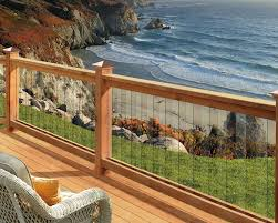 scenic glass balusters deckorators
