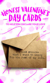 20 honest valentine u0027s day cards to accurately declare your love