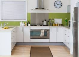 kitchen kaboodle furniture get the look gloss white thermoformed doors in modern profile