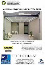 Aluminium Awnings Cape Town Dan Neil Lifestyle Awning Solutions Awning Solutions For Any Purpose