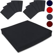 coussin pour canapé de jardin coussins de jardin et terrasse ebay