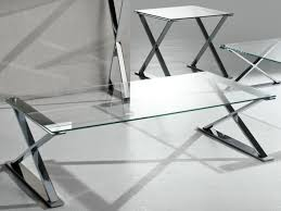design table stainless steel glass table italian modern stainless steel and