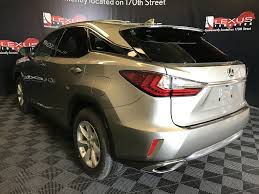lexus sport package rx 350 new 2017 lexus rx 350 standard package 4 door sport utility in