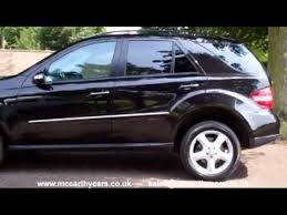 used mercedes m class uk used mercedes mercedes ml class m class bd57 for sale croydon