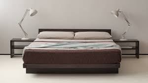 Low Headboard Beds by Bed With Low Headboard Home Decorating Inspiration