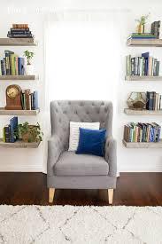 Ikea Shelf Hacks by Ikea Shelves Hack With Reclaimed Wood Stacy Risenmay