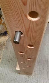 homemade wooden power rack iron pinterest power rack gym