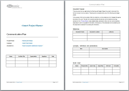 project plan template word doc sample project plan template 3