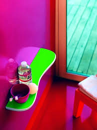 bold colors bold colors in the bathroom interior design ideas for