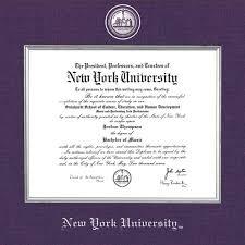 auburn diploma frame new york diploma frame excelsior graduation gift