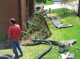 aquaguard systems inc yard drainage systems