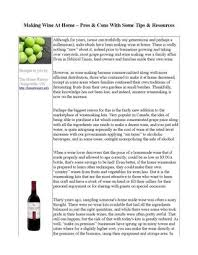techniques in home winemaking the home winemaking pros and cons by joe grouse issuu