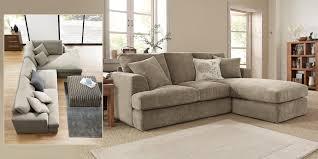 Charcoal Living Room Furniture Buy Stratus Ii Large Chaise End Corner Right Hand 4 Seats