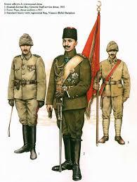 Ottoman Army Ww1 1 Dünya Savaşı öncesi Osmanlı Ordusu Durumu Benermogulkoc