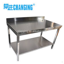 stainless steel kitchen work table best tables