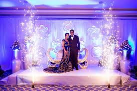wedding stage decoration in goa beautiful wedding stage
