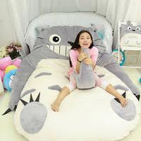 Giant Totoro Bed Tatami Colchón Cama Sofá Lleno De Puntada Enorme Gigante Gran