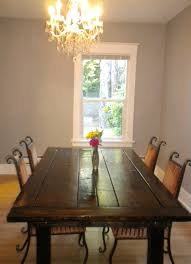 pretty building a dining room table on how to build a reclaimed