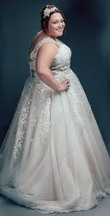 wedding dresses plus size uk the big day plus size bridal shop where every woman is made to