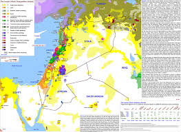 Map Of North Africa And The Middle East by 40 Maps That Explain The World The Washington Post