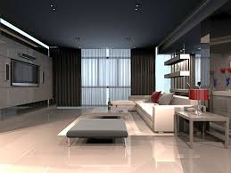 interior living room relaxing space with an elegant design with