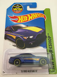 64 Mustang Black Amazon Com Wheels 2015 Hw Workshop U002715 Ford Mustang Gt