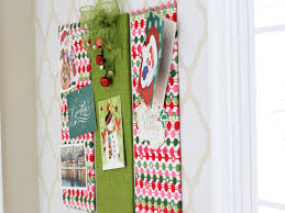christmas card holder diy christmas card holder