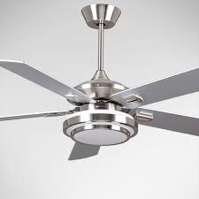 Designer Ceiling Fans With Lights Modern Contemporary Ceiling Fan With Light All Contemporary Design