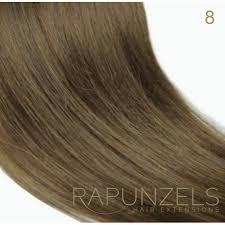 Light Brown Hair Extensions Gram 20