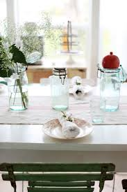 Table Setting Pictures by Dreamy Whites A Simple Christmas Table Setting