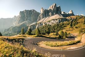 Italy Road Map by Road Bike Holidays In Italy