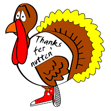 thanksgiving turkey free clip 3 swimming clipart