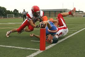 penn yan mustangs mustangs romp pal mac 64 32 in pya homecoming sports