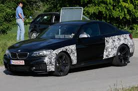 Bmw M2 2014 Bmw M2 Coupe Caught Going For A Jaunt In The Countryside Motor Trend