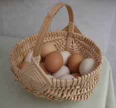 egg baskets egg basket weaving class april 10th carnation wa cascadia