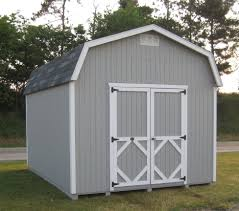 gambrel garage storage shed kits home outdoor decoration