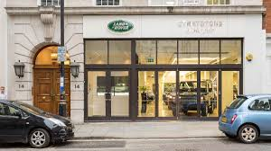 jaguar land rover dealership mayfair land rover