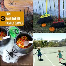 three fun halloween family games i dig pinterest