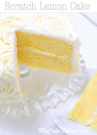 50 lemon cake recipes you need to pull off a tangy summertime