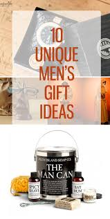 mens gift ideas 10 unique mens gift ideas honeybear
