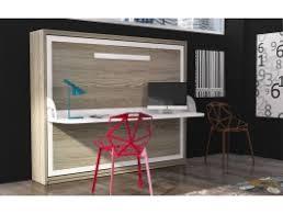 armoire bureau intégré lit escamotable avec bureau intégré tabouret de bar vasp