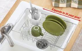 Cheap Over The Sink Dish Drainers Find Over The Sink Dish - Kitchen sink plate drainer