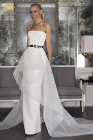 contemporary wedding dresses structured wedding dresses for the modern luxury insider