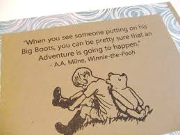the new adventures of winnie t an adventure winnie the pooh quote classic pooh and