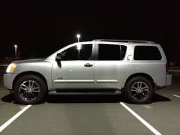 nissan armada on 26 inch rims 18
