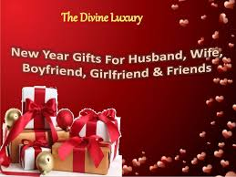 new year gifts new year gifts for husband boyfriend friends