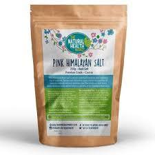 pure himalayan salt works salt l himalayan pink rock salt pure natural salt 80 minerals and