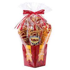 popcorn baskets popcorn gift baskets costco