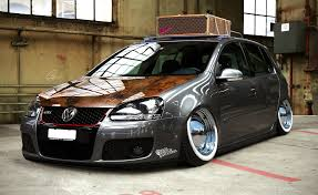 vw golf rat look by willcardesign on deviantart